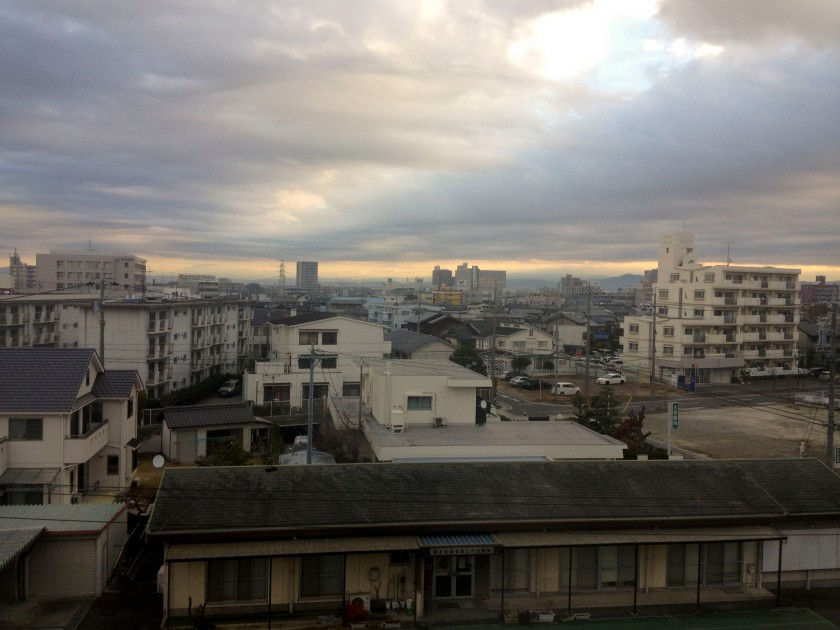 Nagoya view1